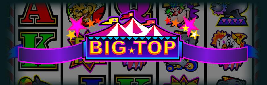 Big Top Online Kasino